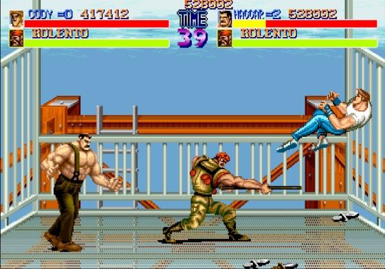 Final Fight 5
