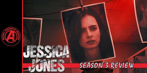 Jessica Jones S3