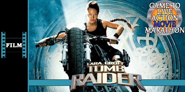 Lara Croft Tomb Raider Review Hogan Reviews