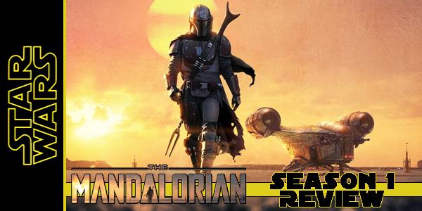 Mandalorian S1
