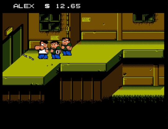 River City Ransom 4