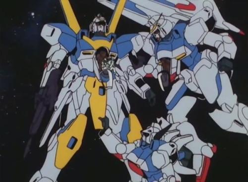 Victory Gundam Overall 1