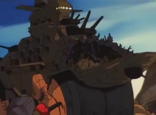 Victory Gundam Part 3 3