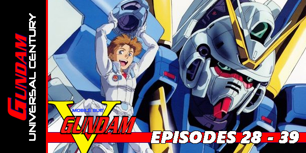 Victory Gundam Part 3