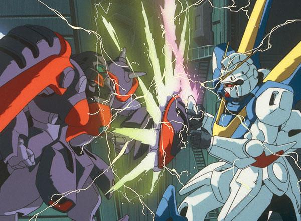 Victory Gundam Part 4 1
