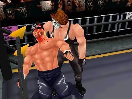 WCW NWO Revenge 1