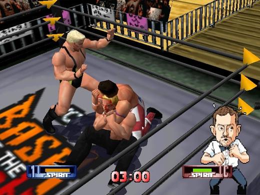 WCW NWO Revenge 2