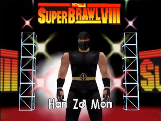 WCW NWO Revenge 3