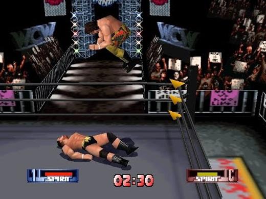 WCW NWO Revenge 4
