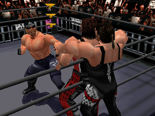 WCW NWO Revenge 5
