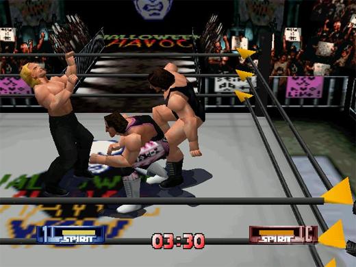 WCW NWO Revenge 6