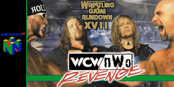 WCW NWO Revenge