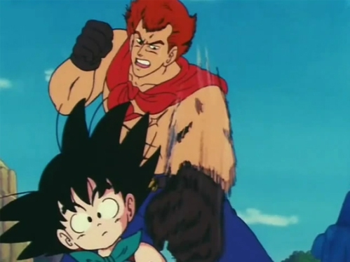 Dragon Ball Red Ribbon Army Arc Pt1 2