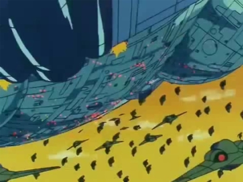 Dragon Ball Red Ribbon Army Arc Pt1 3