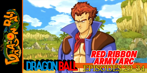 Dragon Ball Red Ribbon Army Arc Pt1