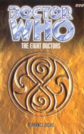 DW The Eight Doctors Cover