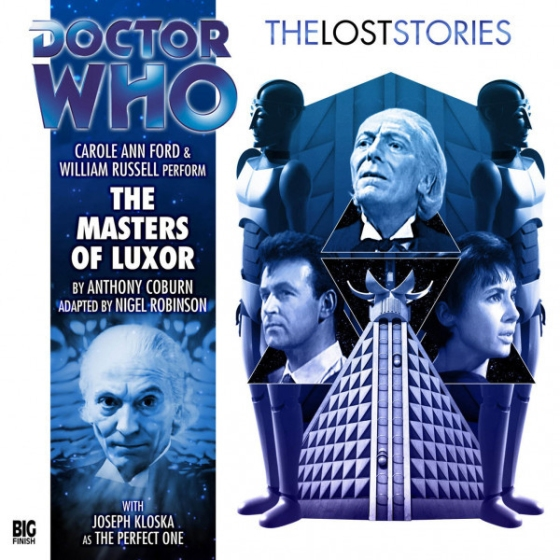 DW The Masters of Luxor Cover