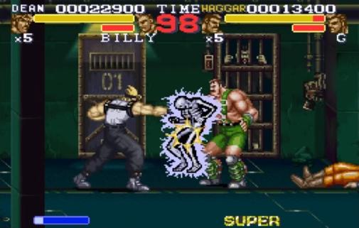 Final Fight 3 1