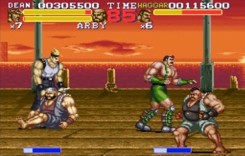Final Fight 3 2