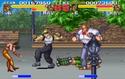 Final Fight 3 3