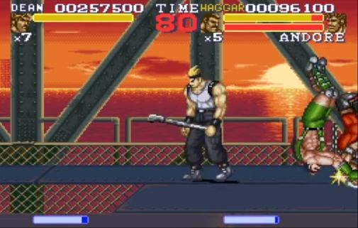 Final Fight 3 4