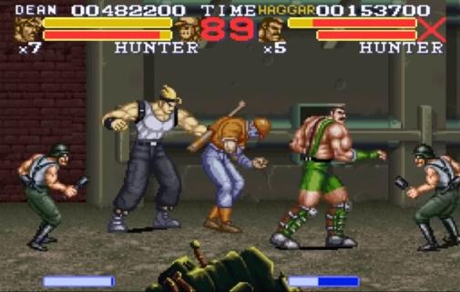 Final Fight 3 5