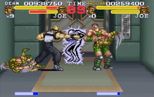 Final Fight 3 6