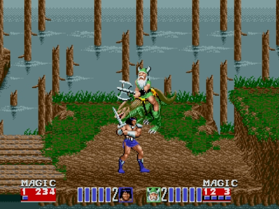 Golden Axe II 1