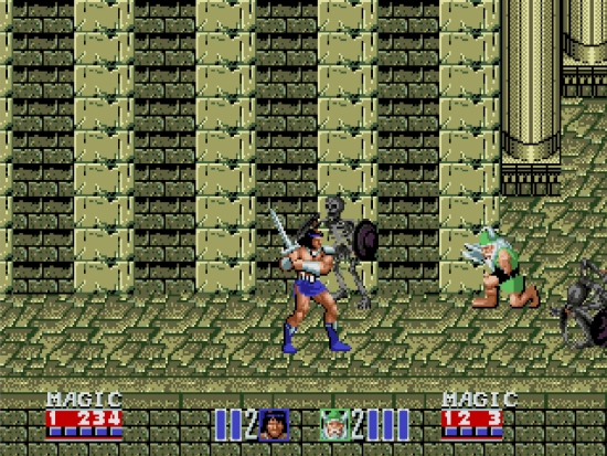 Golden Axe II 2
