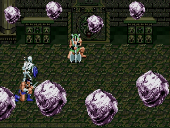 Golden Axe II 3