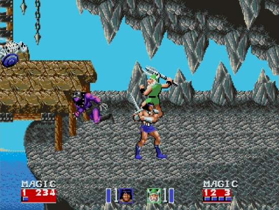 Golden Axe II 4