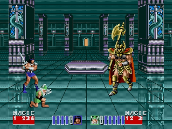 Golden Axe II 6