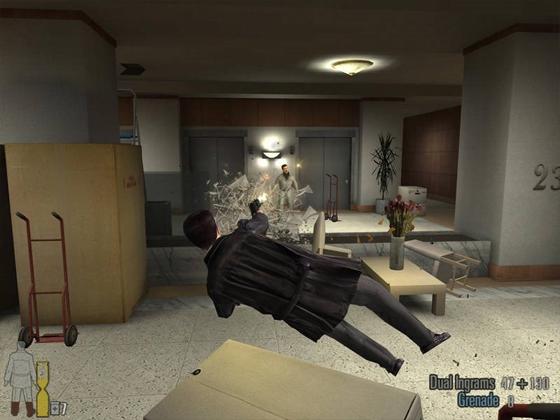 Max Payne Game 5
