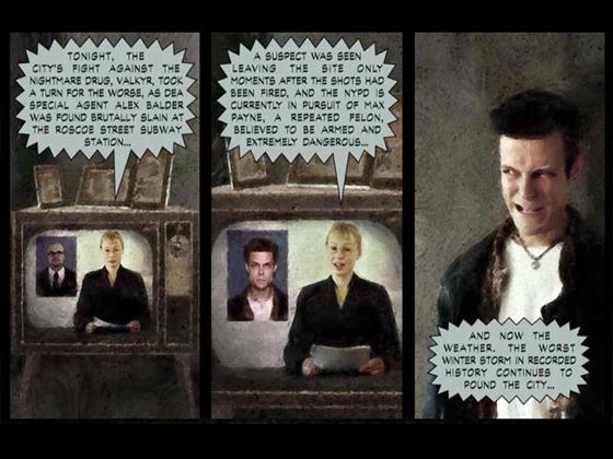 Max Payne Game 6