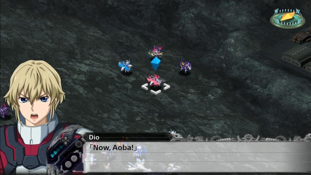 Super Robot Wars X 4