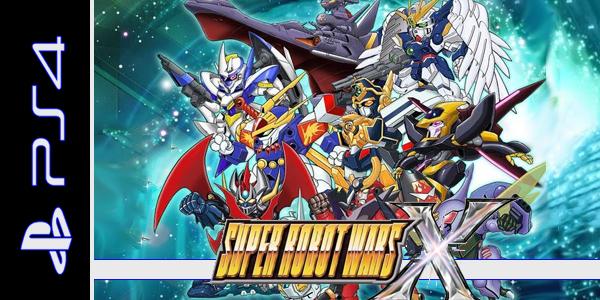 Super Robot Wars X