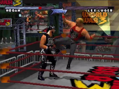 WCW nWo Thunder 3