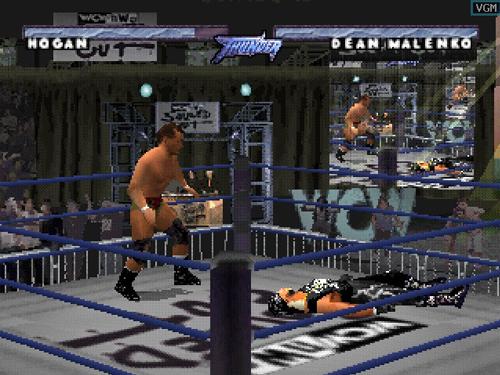 WCW nWo Thunder 5