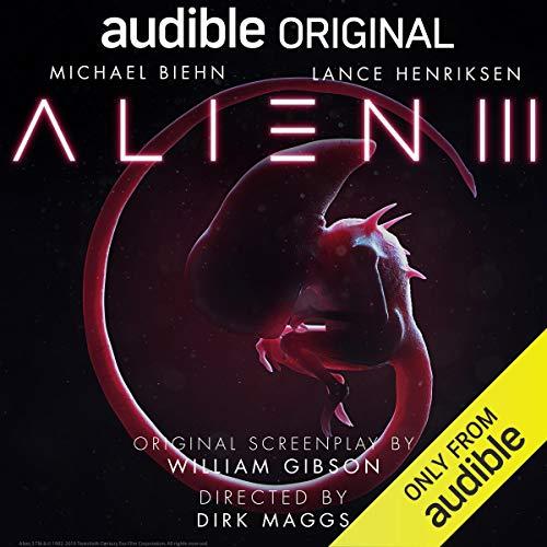 Alien III Cover