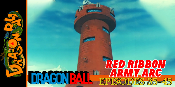 Dragon Ball Red Ribbon Army Arc Pt2