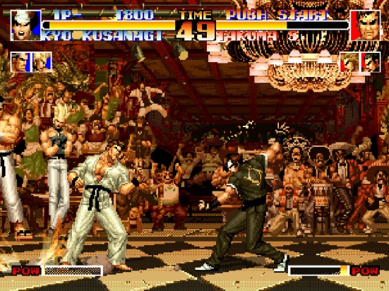 King of Fighters 94 6
