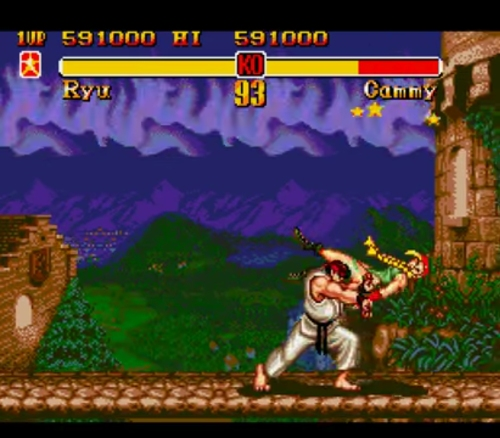 Super Street Fighter II 2