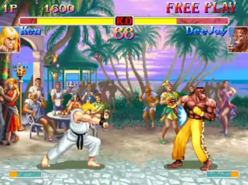 Super Street Fighter II 3