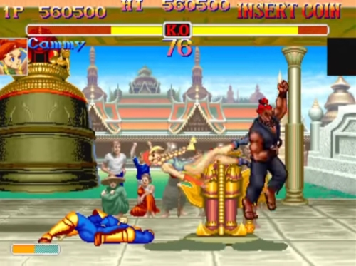 Super Street Fighter II 4
