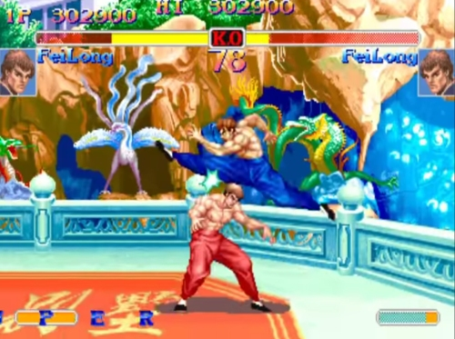 Super Street Fighter II 5