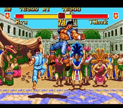Super Street Fighter II 6