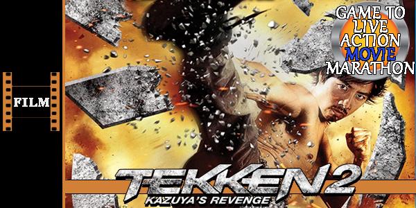 Tekken 2 Kazuyas Revenge