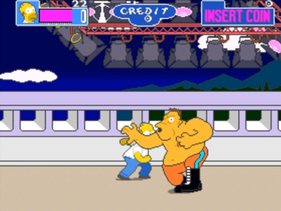 The Simpsons Arcade 3