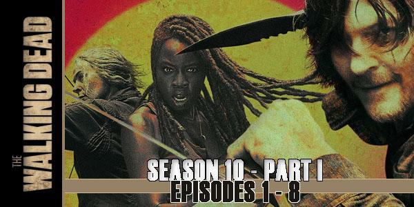 The Walking Dead S10 P1