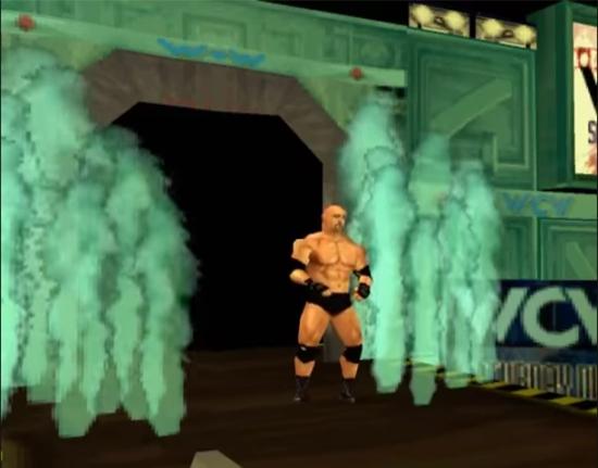 WCW Mayhem 1